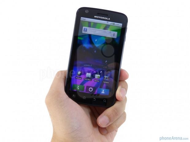 İşte Motorola'nın en güçlü akıllı telefonu Motorola 4G - Page 1
