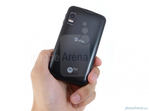 İşte Motorola'nın en güçlü akıllı telefonu Motorola 4G - Page 3