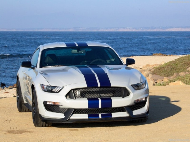 İşte Mustang Shelby GT350 2016 - Page 2