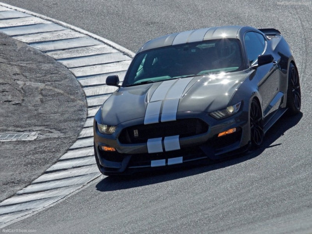 İşte Mustang Shelby GT350 2016 - Page 3