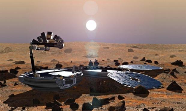 İşte NASA'nın yayınladığı inanılmaz görüntüler - Page 1
