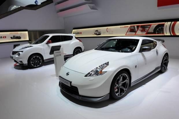 İşte Nissan'ın Cenevre'de vitrine çıkan canavarları - Page 4