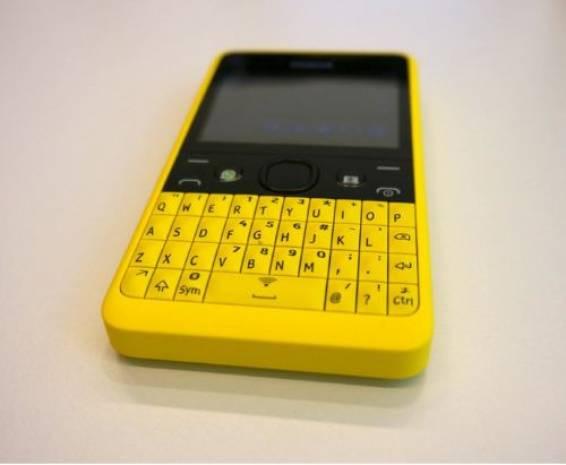 Nokia Asha 210 modelini tanıttı! - Page 1