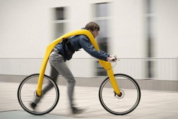 İşte pedalsız taş devri bisikleti - Page 2