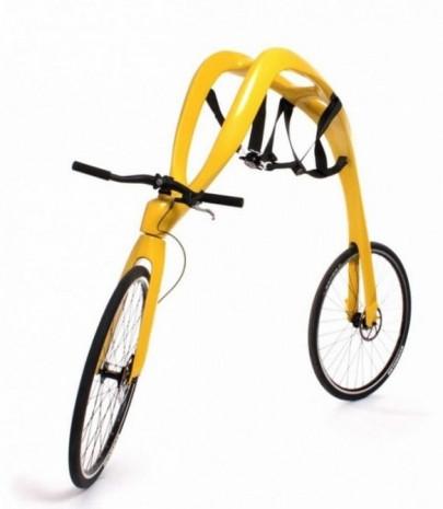 İşte pedalsız taş devri bisikleti - Page 3
