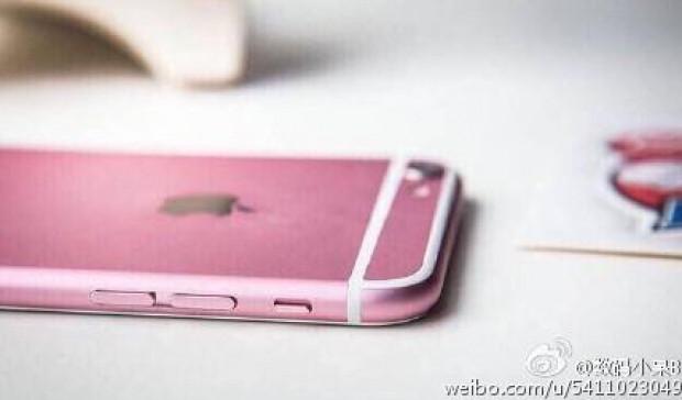 İşte pembe iPhone 6S - Page 1
