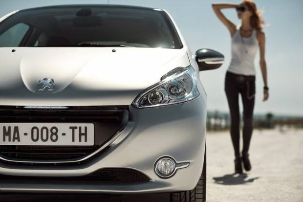 İşte Peugeot 208 ile yeniden doğdu - Page 1