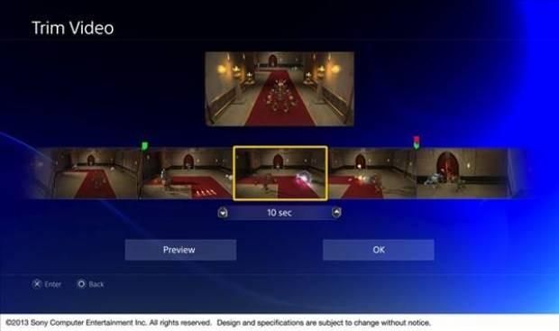 İşte Playstation 4'ün arayüz fotoğrafları - Page 2
