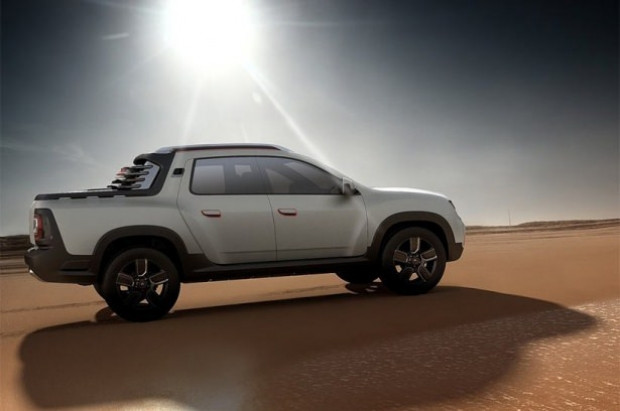 İşte Renault Duster pick-up - Page 2