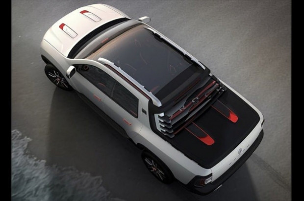 İşte Renault Duster pick-up - Page 3