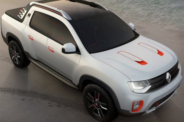 İşte Renault Duster pick-up - Page 4