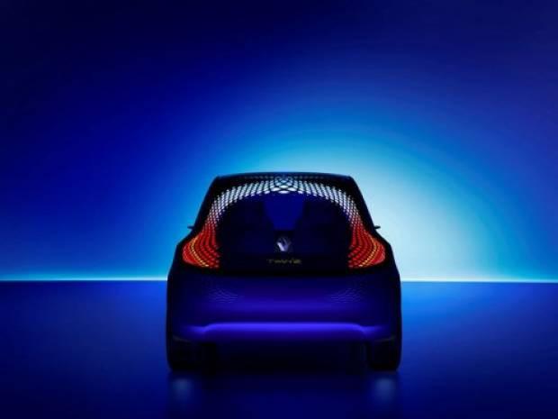 İşte Renault'un sıradışı otomobili Twin'Z - Page 2