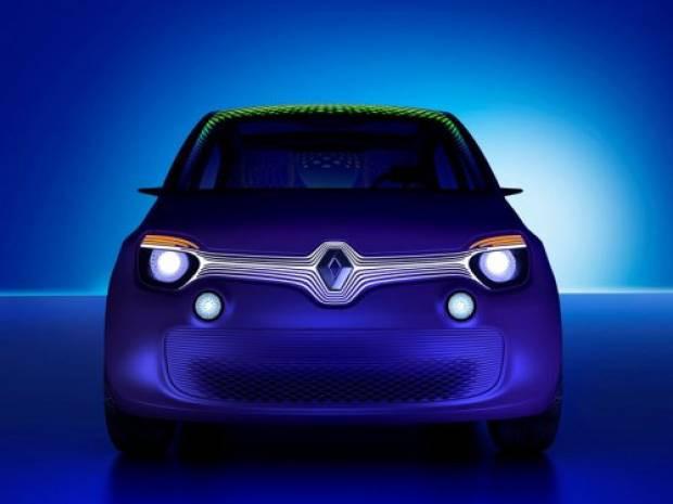 İşte Renault'un sıradışı otomobili Twin'Z - Page 3