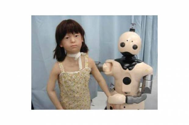 İşte robot kız - Page 1