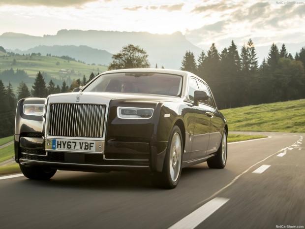 İşte Rolls-Royce Phantom 2018 - Page 1