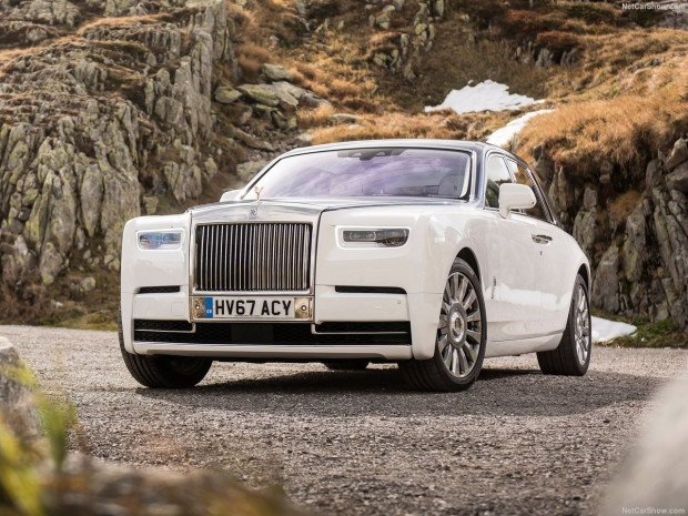 İşte Rolls-Royce Phantom 2018 - Page 3