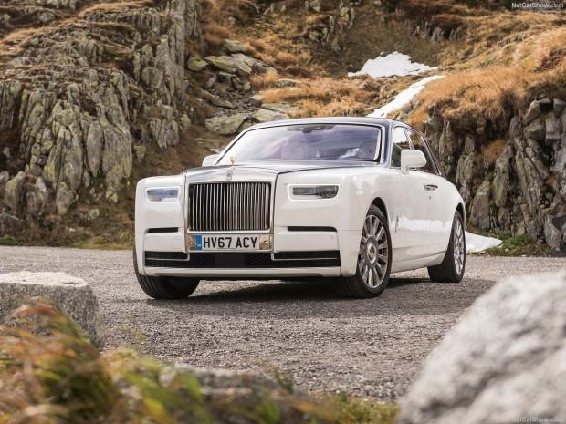 İşte Rolls-Royce Phantom 2018 - Page 4