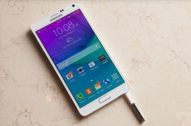 İşte Samsung Galaxy Note 4 ve özellikleri - Page 3