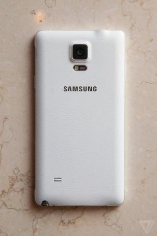İşte Samsung Galaxy Note 4 ve özellikleri - Page 4