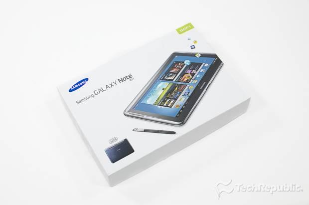 İşte Samsung Galaxy Note Paramparça! - Page 2