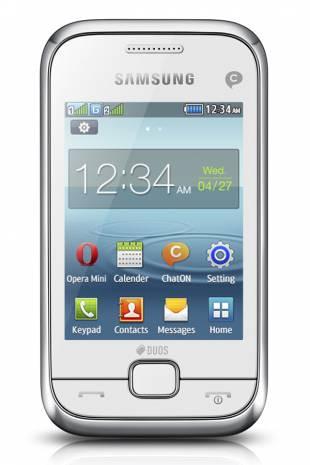 İşte Samsung'un REX serisi telefonları - Page 3