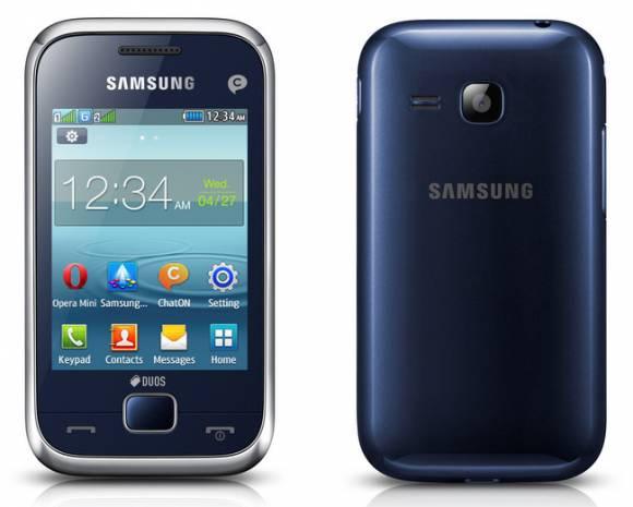İşte Samsung'un REX serisi telefonları - Page 4