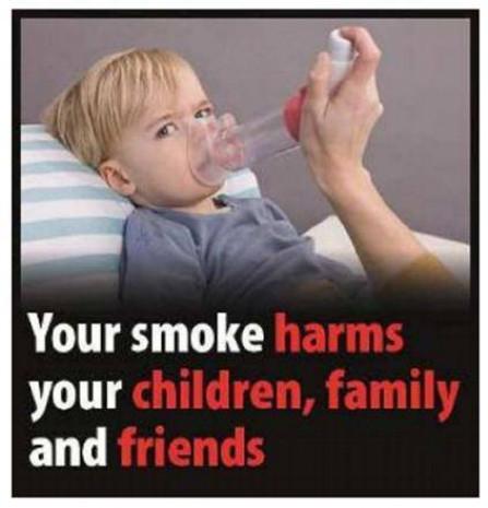 İşte sigara paketlerinde göreceğiniz yeni iğrenç resimler! - Page 1