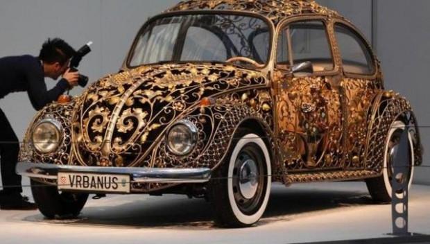 İşte sıradışı Volkswagen Beetle tasarımları - Page 1