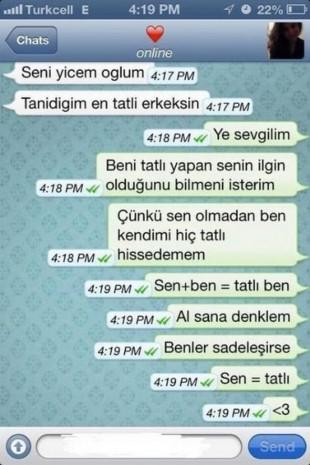 Gülme krizine sokacak WhatsApp konuşmaları - Page 2