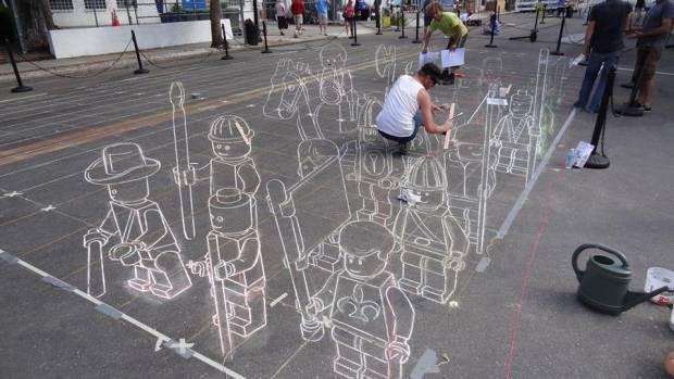 İşte sokak sanatı! - Page 3
