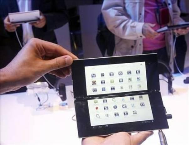 İşte Sony'nin ilk tabletleri - Page 4