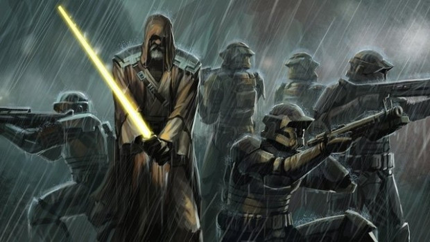 İşte Star Wars: Episode VII filminin kadrosu! - Page 4