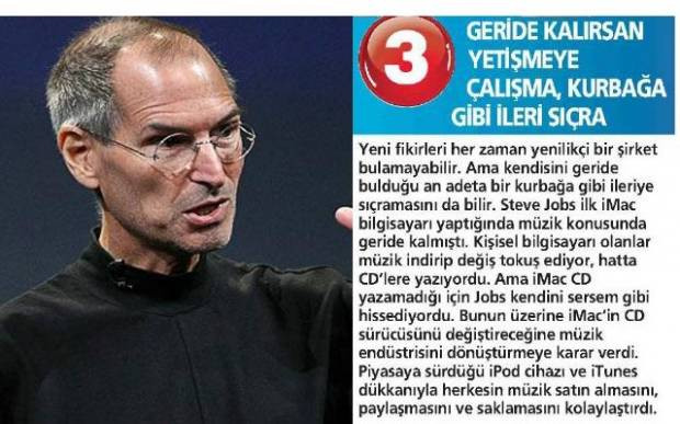 İşte Steve Jobs'un liderlik sırları - Page 3