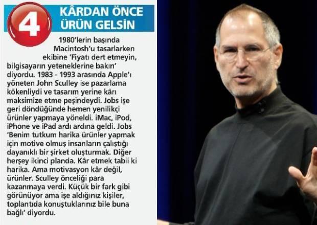 İşte Steve Jobs'un liderlik sırları - Page 4