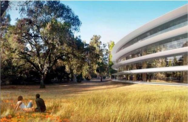İşte Steve Jobs'un ''Uzay gemisi'' kampüsü! - Page 1