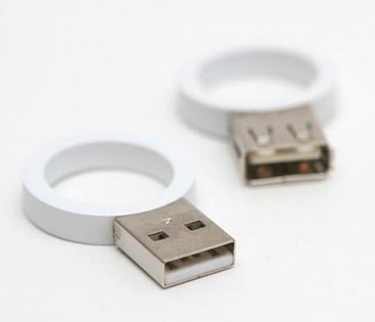 İşte tasarımıyla şaşırtan USB'ler - Page 2