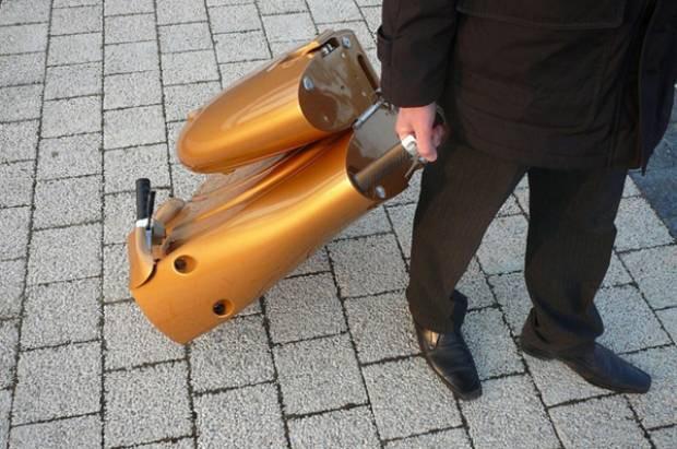İşte taşınabilen Scooter - Page 2