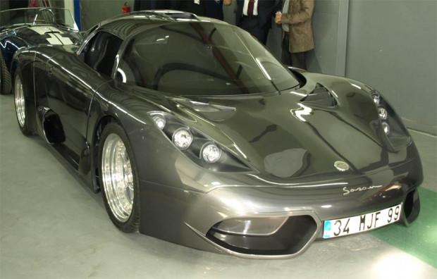 İşte Türk spor otomobili: Sazan - Page 1