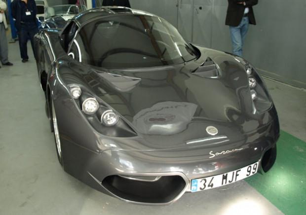 İşte Türk spor otomobili: Sazan - Page 2