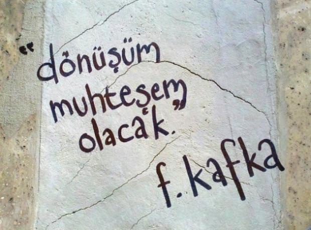 İşte Türkiye'den sokak sanatı örnekleri - Page 1