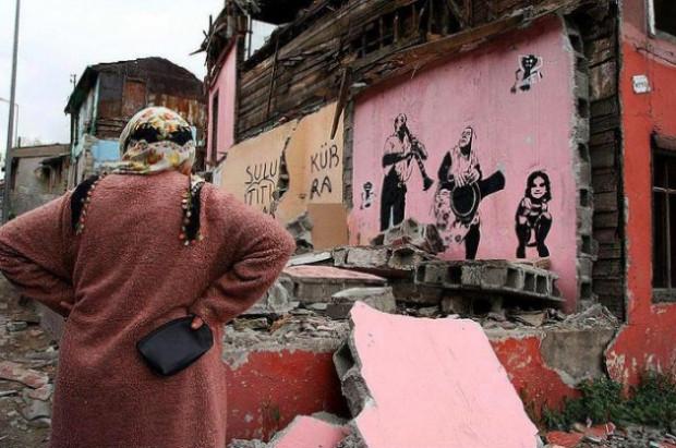 İşte Türkiye'den sokak sanatı örnekleri - Page 2