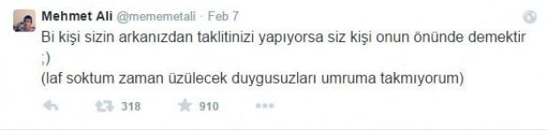 İşte Twitter fenomeni Mehmet Ali - Page 1