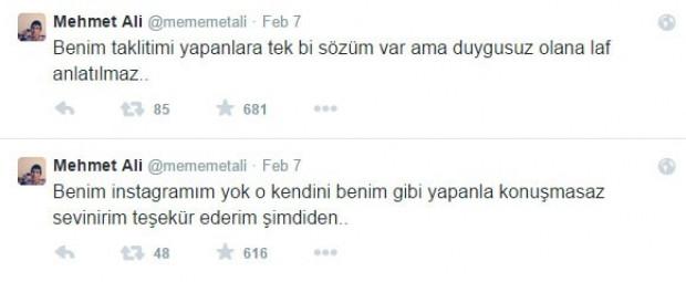 İşte Twitter fenomeni Mehmet Ali - Page 2