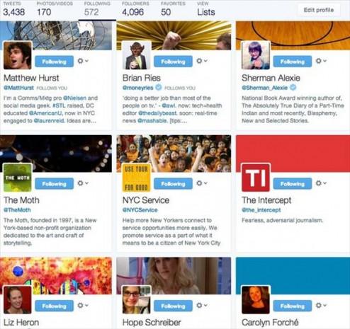 İşte Twitter'ın yepyeni tasarımı! - Page 1