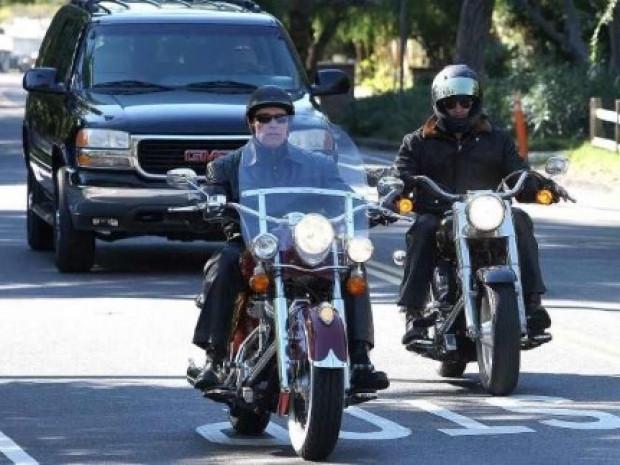 İşte ünlülerin motosikletleri! - Page 3