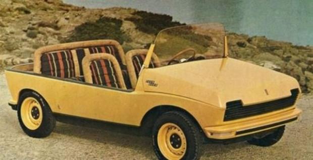İşte unutulmuş o konsept araba modelleri - Page 3