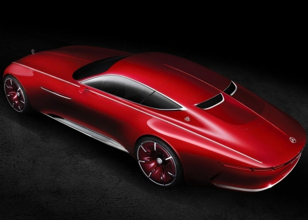 İşte Vision Mercedes Maybach 6! - Page 1
