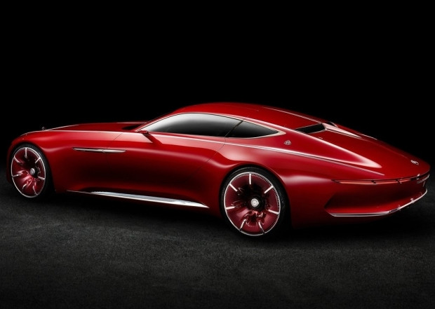 İşte Vision Mercedes Maybach 6! - Page 2