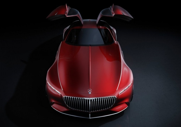 İşte Vision Mercedes Maybach 6! - Page 3