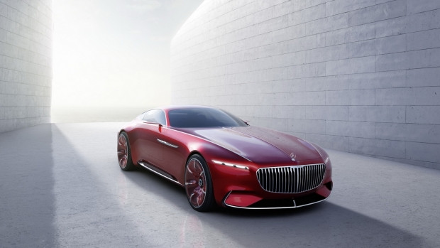 İşte Vision Mercedes Maybach 6! - Page 4